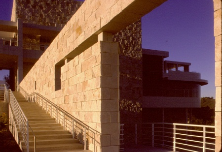 Getty South Promontory